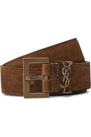 Saint Laurent Homme Ceintures - Suede Belt