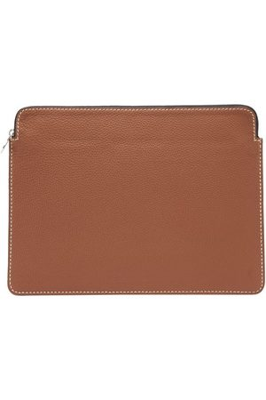 Moreau Paris Pochette mac book taurillon