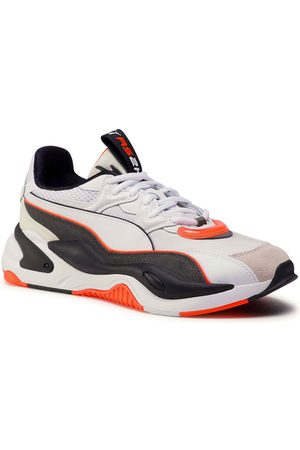 PUMA Sneakers - Rs-2K Messaging 372975 05 White/Ultra Grey