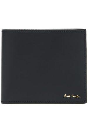 Paul Smith Homme Portefeuilles - Portefeuille en cuir à deux volets