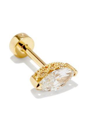 Maria Tash Femme Boucles d'oreilles - Boucle d'oreille en 18 carats et diamant