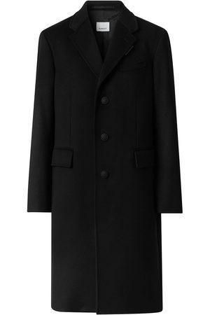 Burberry Manteau à simple boutonnage