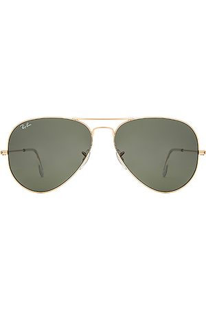 Ray-Ban LUNETTES AVIATEUR LARGE CLASSIC in .
