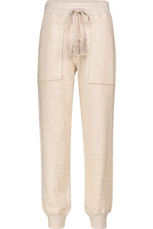 ULLA JOHNSON Pantalon de survêtement Charley en coton