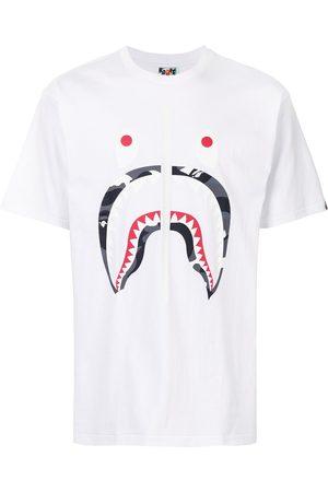 A BATHING APE® T-shirt City Camo Shark