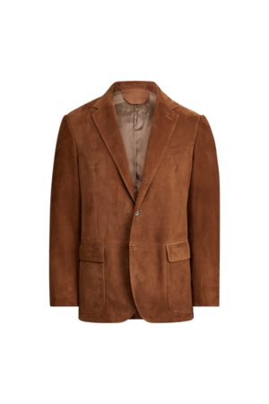 Polo Ralph Lauren Homme Blazers - Blazer Polo en daim