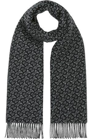 Burberry Écharpes & Foulards - Monogram jacquard scarf