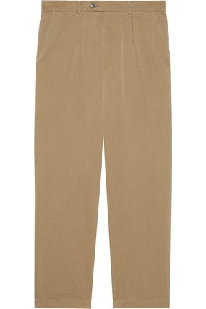 Gucci High-waist tailored trousers