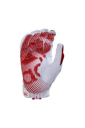 adidas Équipements de sport - Gant de football américain Adizero 5-Star 9.0 Red pour receveur