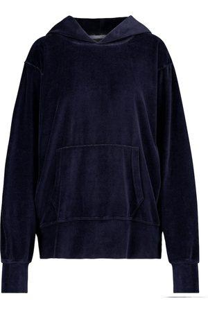 Les Tien Sweat-shirt en velours de coton mélangé