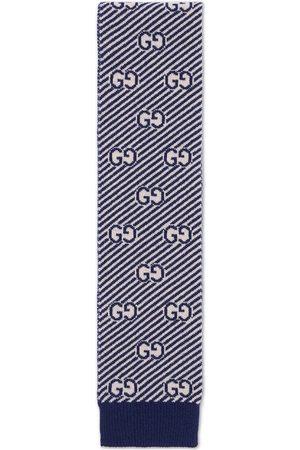 Gucci Écharpes & Foulards - écharpe GG en intarsia