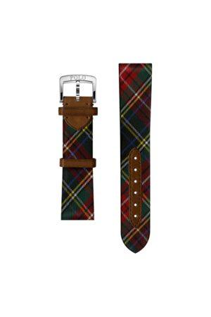 Polo Ralph Lauren Homme Montres - Bracelet de montre à motif tartan