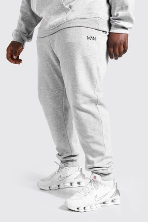 Boohoo Jogging coupe slim MAN Dash Big And Tall Homme