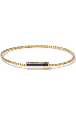 Le Gramme Bracelet câble en 18 carats 9G