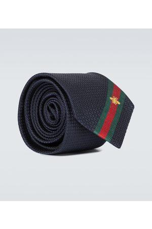 Gucci Cravate en soie