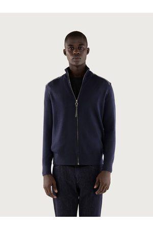 Salvatore Ferragamo Homme Blousons - Hommes Blouson en tricot