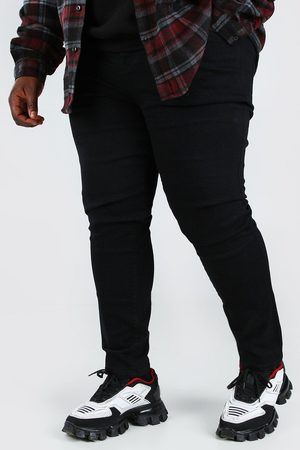 Boohoo Jean skinny Grandes Tailles Homme