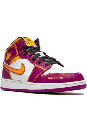 Jordan Kids Air Jordan 1 Mid DOD sneakers