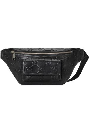 Gucci GG embossed belt bag