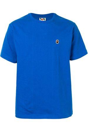 A BATHING APE® Homme Débardeurs - T-shirt One Point à patch logo