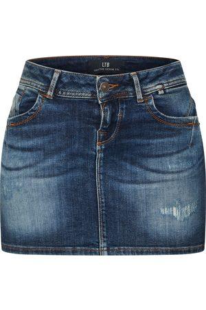 LTB Femme Jupes en jean - Jupe 'Andrea