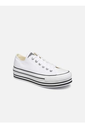 Converse Femme Baskets - Chuck Taylor All Star Platform Layer EVA Layers Ox par