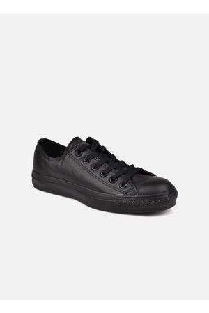 Converse Chuck Taylor All Star Monochrome Leather Ox W par