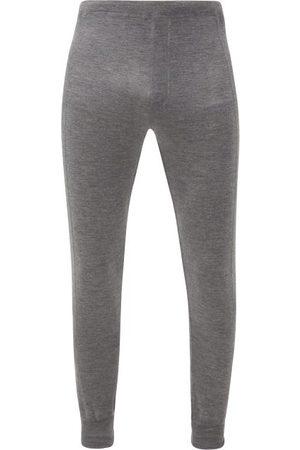 Prada Pantalon de jogging en cachemire mélangé