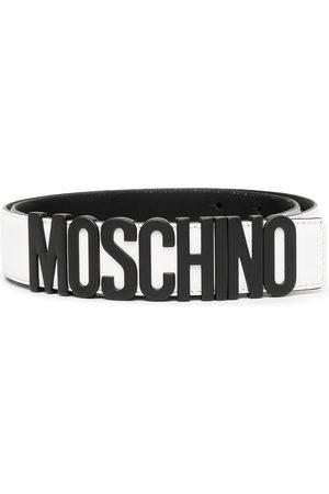 Moschino Homme Ceintures - Ceinture à plaque logo