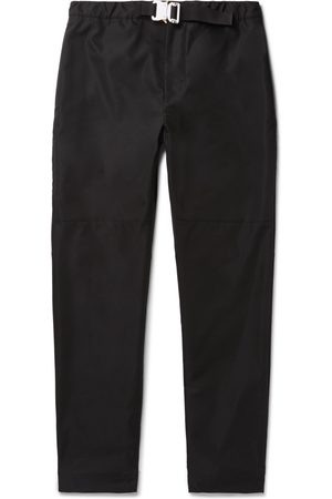 Moncler Genius Homme Pantalons Slim & Skinny - 6 Moncler 1017 ALYX 9SM Slim-Fit Belted Woven Trousers