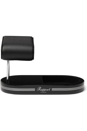 Rapport London Full-Grain Leather Watch Stand