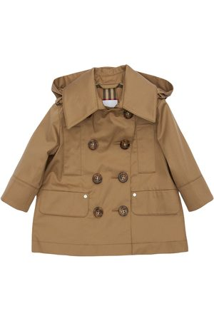 Burberry Trench En Coton Double Boutonnage