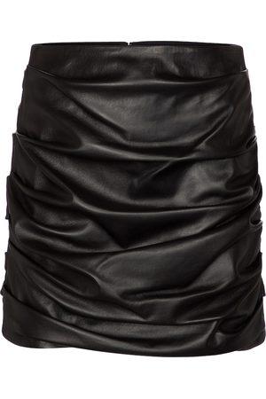 Dolce & Gabbana Mini-jupe en cuir