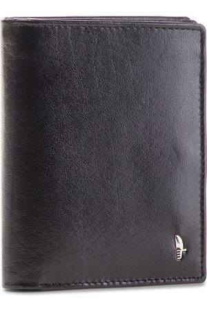 Puccini Portefeuille homme grand format - PL1900 Black 1