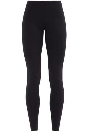 The Row Femme Leggings & Treggings - Legging taille haute en scuba Woolworth