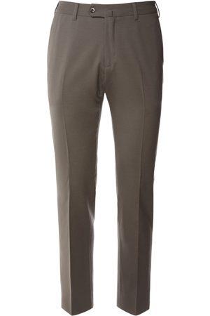 Loro Piana Pantalon Slim En Laine B-stretch 18 Cm