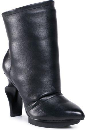 united nude Femme Bottines - Bottines - Slouch Boot 1059701145 Black