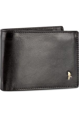 Puccini Homme Portefeuilles - Portefeuille homme grand format - MU20438 Black 1
