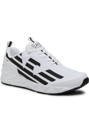 EA7 Sneakers - X8X033 XCC52 D611 White/Black