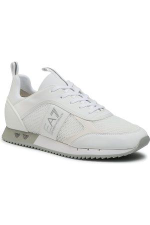 EA7 Sneakers - X8X027 XK050 00175 White/Silver