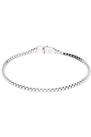 TOM WOOD Homme Bracelets - Bracelet en sterling à maille vénitienne