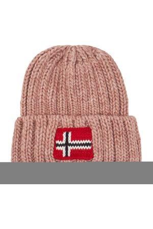 Napapijri Bonnets - Bonnet - Semiury 4 NP0A4EQH Pink Woodrose PA41