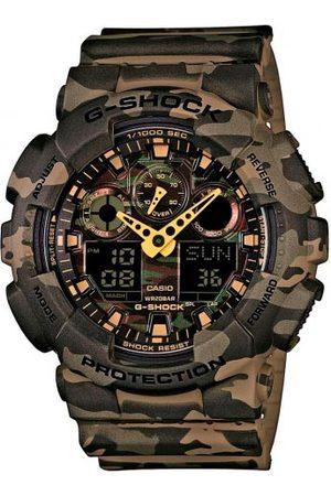 G-Shock Montre - GA-100CM-5AER Brown/Multi