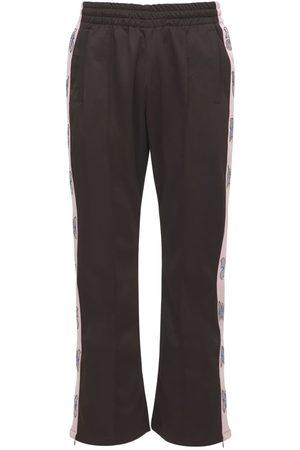 MAISON EMERALD Pantalon De Survêtement À Motif Papillon