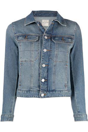 Zadig & Voltaire Veste en jean boutonnée