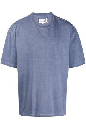 Maison Margiela T-shirt à logo brodé