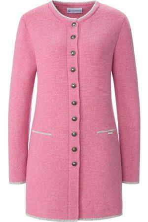 Giesswein Femme Cardigans - La redingote Lotte 100% laine vierge
