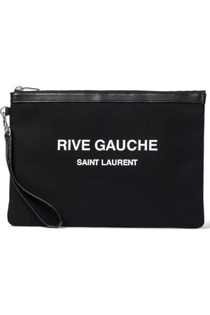 Saint Laurent Pochette Rive Gauche en toile