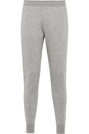 Prada Pantalon de jogging en cachemire
