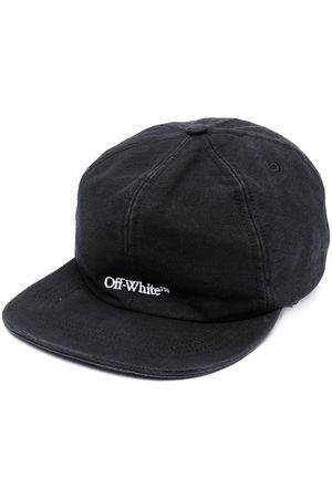 OFF-WHITE Casquette à logo brodé